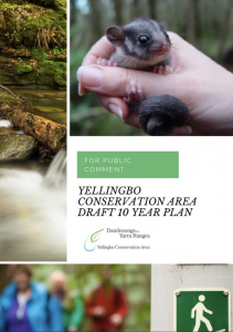 Yellingbo Conservation Area Draft 10 Year Plan