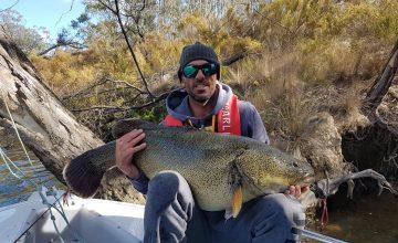 GoFish Nagambie Winner, Clint Alvey