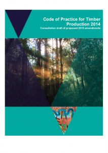 Update to the Code of Practice for Timber Production