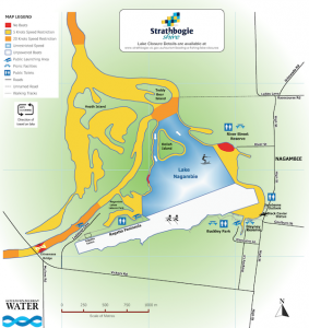 Lake Nagambie and Goulburn River waterway speed limit review