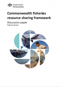 Commonwealth Fisheries Resource Sharing Framework