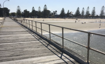 Have Your Say on the new Altona Pier design