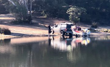 Have Your Say: Camping and Access at Lake Tyers