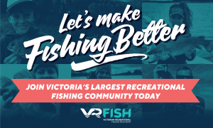 Join Victoria's Largest Recreational Fishing Community