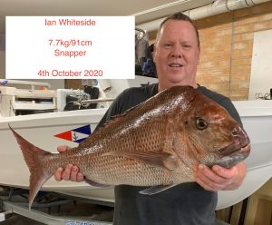 VRFish Calls on Premier to Guarantee Snapper Season