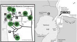 Peachtree Creek Campground Upgrade, Tamboon Inlet
