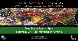 Virtual Victorian Trout Conference