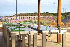 New Fish Cleaning Tables for Warrnambool