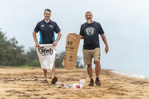 OzFish and Tangaroa Blue Tackling Litter Through New Campaign