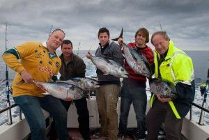 Seafood Baskets Put Portland Barrel SBT Season in Danger