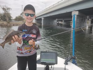 Maribyrnong River Recreational Fishers Sold To The Dogs